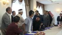BERABERLIK - 'Suudi Arabistan'ın İstikrarı İslam Aleminin İstikrarı Anlamına Gelir'