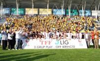 YÜKSELEN - Tarsus İdmanyurdu, Şampiyonluk Kupasını Aldı