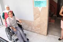 İLKAY - Tekerlekli Sandalyesine Kavuştu