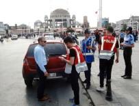 TAKSIM MEYDANı - Türkiye Güven Ve Huzur Uygulamasının 4'Üncüsü Gerçekleştirildi
