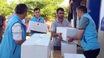 AHISKA - Türkiye'nin Bakü Büyükelçiliğinden Ahıska Türklerine Ramazan Paketi