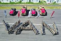 UZMAN ERBAŞ - Uzman Erbaş Olan 116 Güvenlik Görevlisi, Göreve Başladı