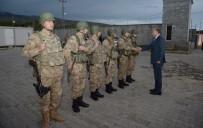 SEYFETTIN AZIZOĞLU - Vali Azizoğlu Askerlerle Birlikte İftar Açtı