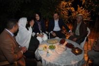 EMINE ERDOĞAN - Vali Kaldırım, Gecesini Köyde Geçirdi