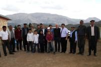 BERABERLIK - Vali Kalkancı'dan Köylere Çıkarma