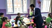 DÜNYA SÜT GÜNÜ - Yalova'da Öğrencilere Süt Dağıtıldı