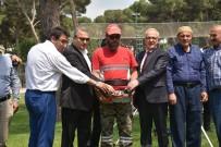 İSMAIL BILEN - Yunusemre Belediyesi'nden Yeni Kültür Ve Taziye Evi