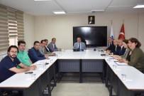 BELEDİYE BAŞKANI - Zeytin Ve Zeytinyağı Üreticileri İle Toplantı Düzenlendi