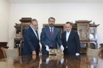 SAMI AYDıN - 524 yıllık el yazması Kur'an-I Kerim ait olduğu yere döndü