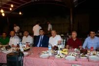MUSTAFA HARPUTLU - AESOB Alanya'da İftar Sofrası Kurdu