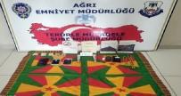 Ağrı'da PKK/KCK Operasyonu Açıklaması 4 Gözaltı