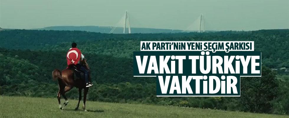 AK Parti'nin seçim şarkısı