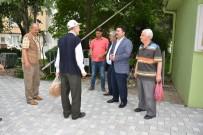 Altıeylül Belediyesi Çamuru Kurutuyor