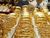 YÜKSELEN - Çeyrek altın ve altın fiyatları 24.05.2018