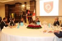 ANKARA VALİSİ - Ankara Valisi Topaca, Bölge Ve İl Müdürleriyle İftarda Buluştu