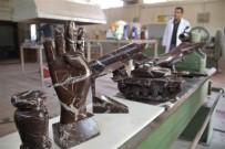EL SANATLARI - Atık Mermerler Sanata Dönüşüyor