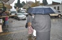 HAVA SICAKLIKLARI - Aydın'a Serin Ve Yağmurlu Hava Geliyor