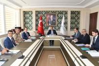 VALİ YARDIMCISI - Bağımlılıkla Mücadele İl Koordinasyon Kurulu Toplantısı Düzenlendi