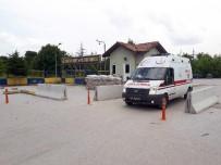 ERCAN TOPACA - Barutsan Fabrikasında Patlama Açıklaması 1 Ölü, 4 Yaralı