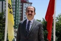 TELEVİZYON - Başkan Altay'dan Cumhurbaşkanı Erdoğan'a Teşekkür