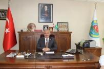SIGARA - Başkan Şahan Yangınlar Konusunda Uyardı