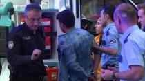 ANKARA EMNİYET MÜDÜRLÜĞÜ - Ankara'da kimlik soran sivil polise saldırı