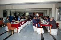 YıLDıZLı - Bitlis'teki Kanaat Önderleri İftar Yemeğinde Bir Araya Geldi