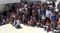 KONTEYNER KENT - 'Burada Okuyacak Çocuklar Suriye'nin De Geleceğini Kurtaracak'