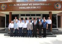 AYDıN ÖZER - CHP Milletvekili Adayları AESOB'ta