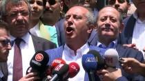 CERRAHPAŞA TıP FAKÜLTESI - CHP'nin Cumhurbaşkanı Adayı Muharrem İnce İstanbul'da