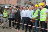 EL SANATLARI - Cizre'de Kuran Kursu Ve El Sanatları Merkezinin Temeli Törenle Atıldı