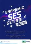 BAĞLıLıK - CK Enerji'nin 'Sesiniz Enerjimiz' Programı Başladı