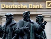 DARBOĞAZ - Alman bankası 14 bin kişiyi kovdu