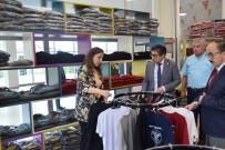 İDRİS ŞAHİN - Düzce Üniversitesi DÜKKAN Mağazasını Açtı