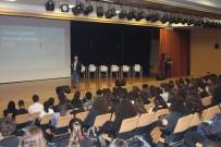 İŞ BAŞVURUSU - Eğitimin Usta Kalemi Sait Gürsoy Nesibe Aydın Okullarında Öğrencilerle Buluştu