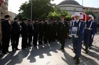 CANER YıLDıZ - Emekli Tuğgeneral Son Yolculuğa Uğurlandı