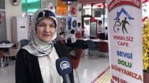 RECEP YıLDıRıM - Engellilerin Yaşamına Dokunan Kafe