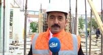 KÜTÜPHANE - Erzurum'da Yapımı Devam Eden 1 Milyon Kitap Kapasiteli Kütüphane Binası 2019 Nisan Ayında Bitirilecek