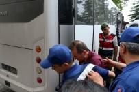 MAHKEME HEYETİ - FETÖ/PDY Davasında Tutuklu 5 Sanığa 7 İla 10 Yıl Arasında Değişen Hapis Cezası