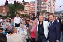 ERDOĞAN TURAN ERMİŞ - Giresun'un Keşap Ve Görele İlçesinde Vatandaşlar İftar Yemeğinde Bir Araya Geldi