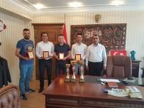KAPADOKYA - Gülşehir'de Kurumlar Arası Futbol Turnuvası Sona Erdi