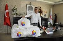 PAYAS - Hatay'da 800 Aileye Gıda Yardımı