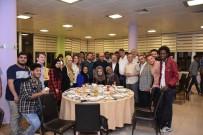 KARABÜK ÜNİVERSİTESİ - İl Protokolü, Uluslararası Öğrencilerle İftar Yaptı
