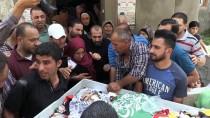 RAMALLAH - İsrail Askerlerince Öldürülen Filistinli Çocuğun Cenaze Töreni