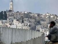 İSRAIL SAVUNMA BAKANı - İsrail, Batı Şeria'da 2 bin 500 yerleşim yeri planlıyor