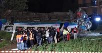 LITVANYA - İtalya'da Tren Kazası Açıklaması 2 Ölü, 18 Yaralı