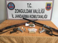 ÇAYDEĞIRMENI - Jandarmadan Uyuşturucu Operasyonu