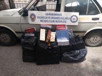 SIGARA - Kahramanmaraş'ta Kaçak Sigara Operasyonu