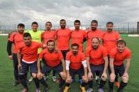 KARAYOLLARI - Kars'ta, 'Kurumlar Arası Futbol Turnuvası' Sona Erdi