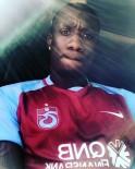 DEVRE ARASı - Kasımpaşalı Diagne'den Trabzonspor paylaşımı
